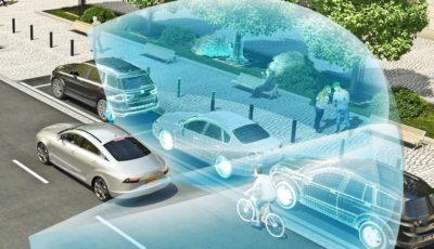 コンチネンタルのAI(人工知能)を活用した自動運転のイメージ
