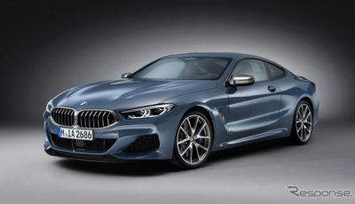 BMW 8シリーズクーペ 新型