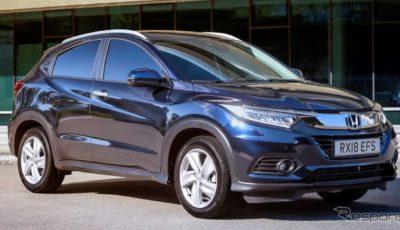 ホンダ HR-V(ヴェゼル)の2019年モデル