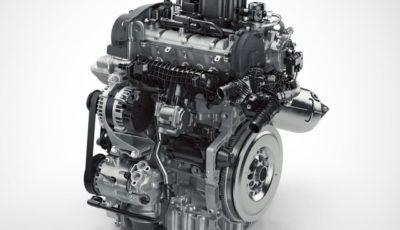 ボルボカーズ初の3気筒エンジン