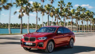 BMW X4新型