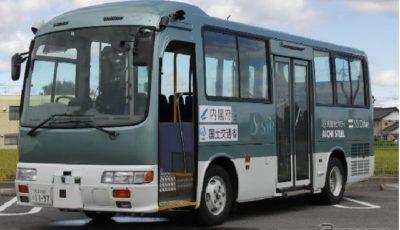 先進モビリティの自動運転バス(参考画像)