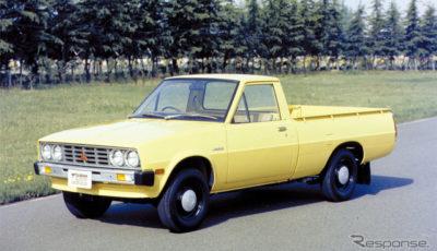初代フォルテ/L200(1978年)