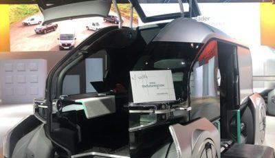 ルノー EZ-PRO(ハノーバーモーターショー2018)