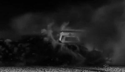 トヨタ GT86(86)のGRのティザーイメージ