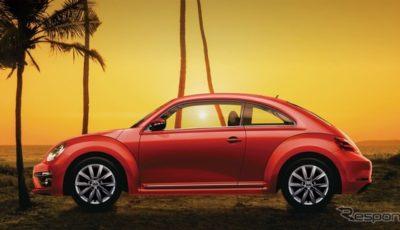 VW ザ ビートル マイスター(トルネードレッド)