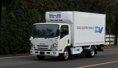 いすゞ商品技術説明会
