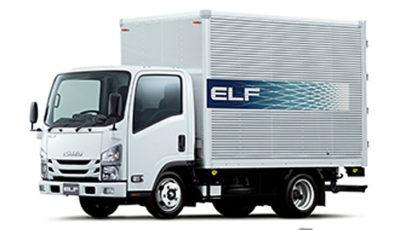 いすゞ エルフ 改良新型