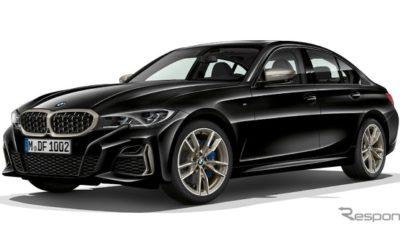 BMW 3シリーズ セダン 新型のM340i セダン