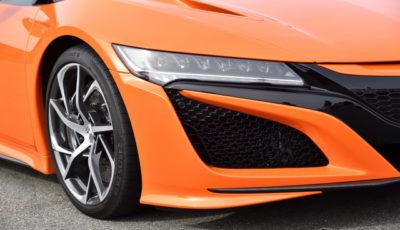 ホンダ NSX 改良新型に、コンチネンタル スポーツコンタクト6が採用