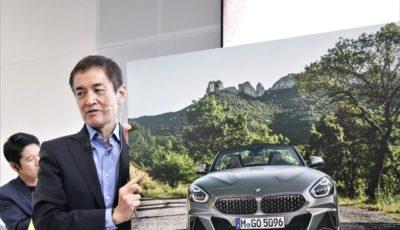BMWデザイン部門デザインディレクター 永島譲二氏