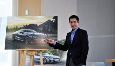 BMWデザインディレクターの永島譲二氏