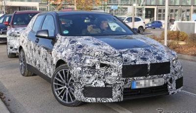 BMW 1シリーズ 次期型 スクープ写真