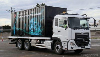 レベル4クオンと自動運転トラックがもたらす未来