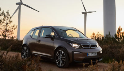 BMW i3新型