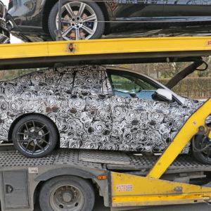BMW 2シリーズ 次期型 スクープ写真