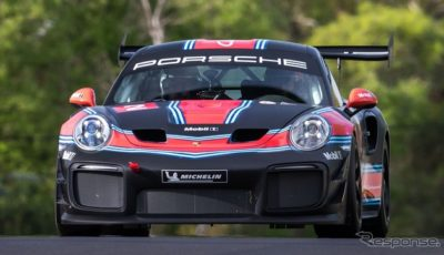 ポルシェ 911GT2 RS クラブスポーツ