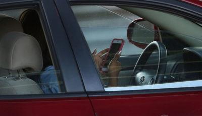 運転中の携帯電話使用が可能になる。が、それは「レベル3」以上の自動運転が実現した場合だ