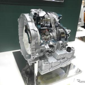 ジヤトコの軽自動車専用CVT「Jatco CVT-S」(人とくるまのテクノロジー2019)