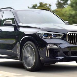BMW X5 新型の「M50i」