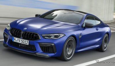 BMW M8 クーペ 新型