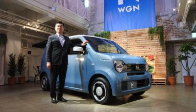 ホンダN-WGN新型
