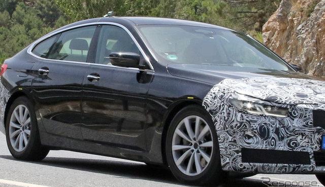 BMW 6シリーズGT 改良新型 スクープ写真
