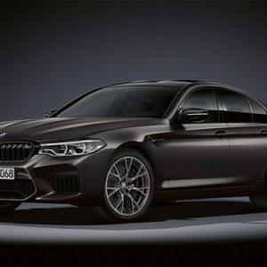 BMW M5 35 ヤーレエディション
