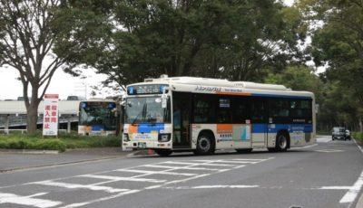 相鉄バス:自動運転実証実験