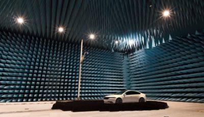 大型電波暗室