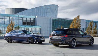 BMW 3シリーズ・セダン 新型 と 3シリーズ・ツーリング 新型の M340i xDrive