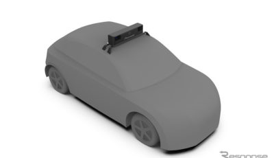 3D空間データ収集LiDAR kit イメージ