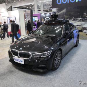 AutoXの自動運転サービスの包括的ソリューション(オートモーティブワールド2020)