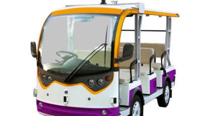 パーセプティン社が開発中の車両の一例