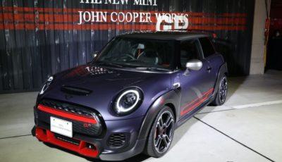 MINI ジョンクーパーワークス(JCW)GP 新型