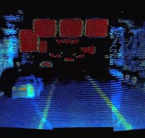 走行画像イメージ