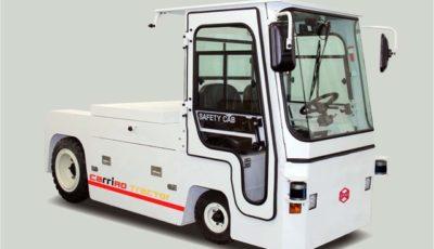 「キャリロトラクター」には3D-LiDARやGPSなどのセンサーによる自律走行を可能とするセンサーが搭載される