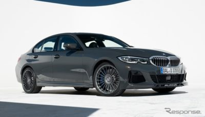 BMWアルピナD3 S