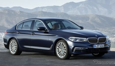 BMW 5シリーズ・セダン 現行型(参考画像)