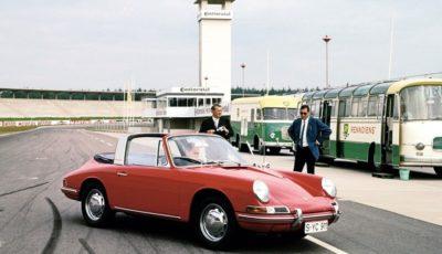 911タルガ。1967年、最初のタルガ(901型)