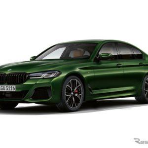 BMW 5シリーズ・セダン 改良新型の M550i xDrive セダン