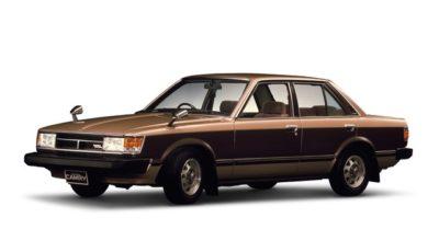 初代トヨタ・セリカカムリ(1980年)