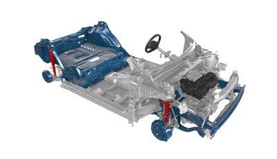 「GA-B」プラットフォームを採用するトヨタの欧州Aセグメント向け新型車