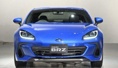 スバル BRZ 新型(プロトタイプ)