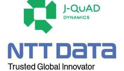 J-QuADダイナミクス、NTTデータグループと資本提携