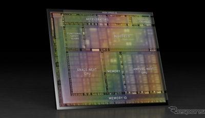 エヌビディアの自動運転車向け次世代コンピュータ「NVIDIA DRIVE Atlan」