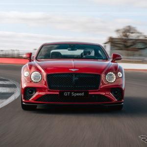 ベントレー・コンチネンタル GT スピード 新型