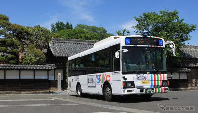 埼玉工業大学が開発した自動運転システムを中型路線バスに搭載、深谷観光バスが「渋沢栄一 論語の里 循環バス」として運行中