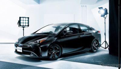 トヨタ プリウス S ツーリングセレクション ブラックエディション(2WD)(プレシャスブラックパール)<オプション装着車>