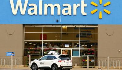 フォードの自動運転車によるウォルマートの顧客へのラストマイル配達